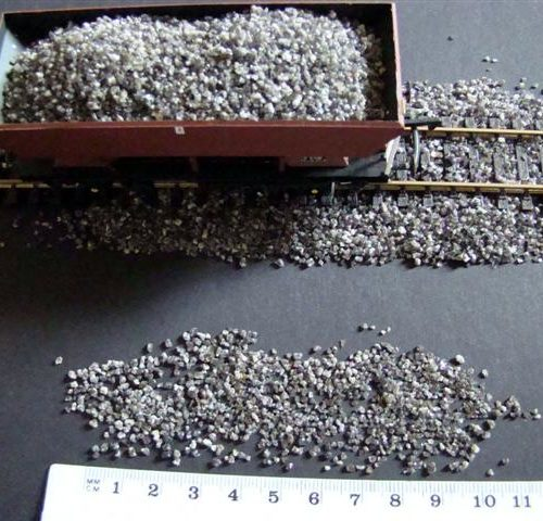 Model Railway Ballast or Wagon Load