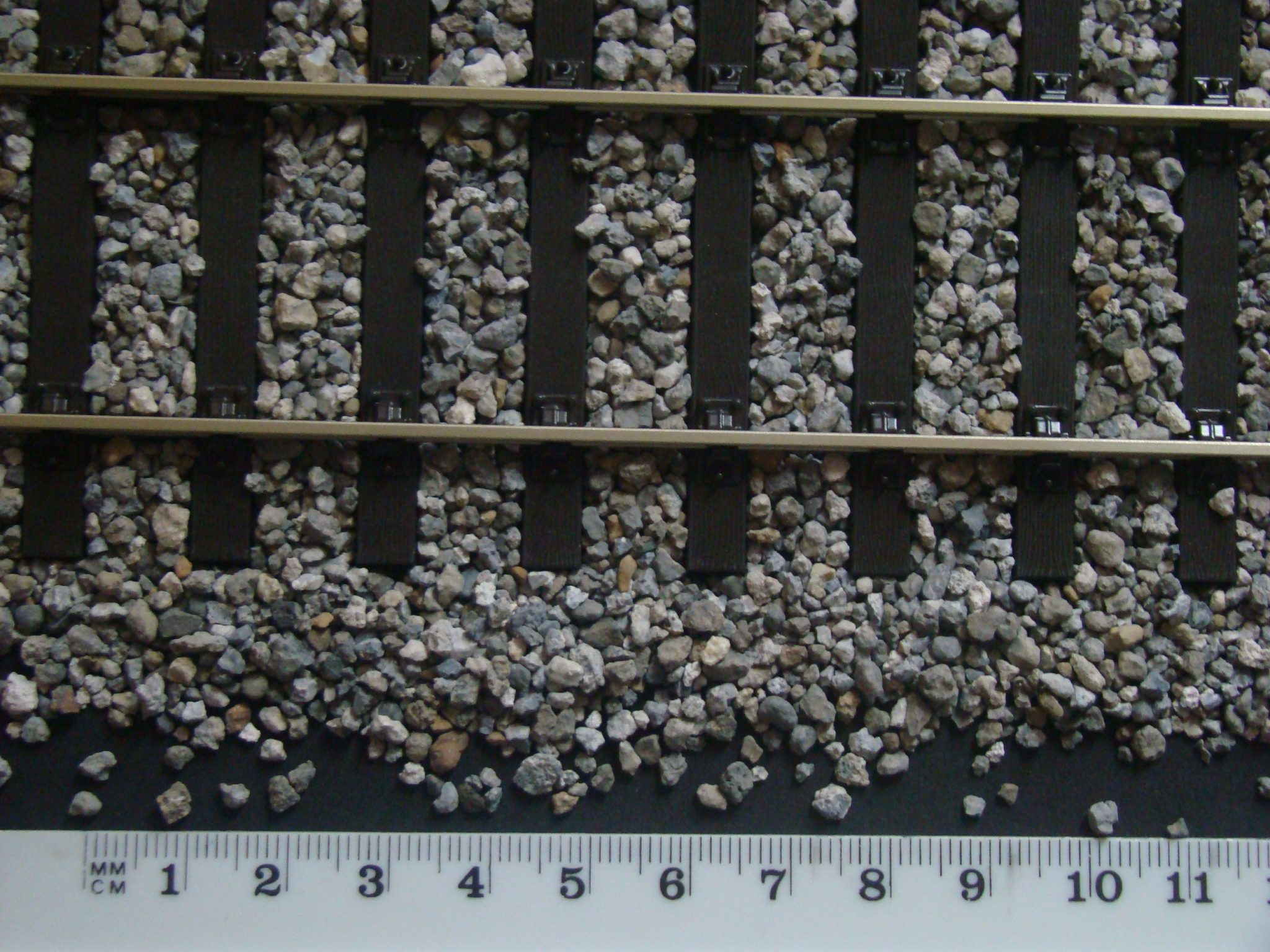 Model Railway Mainline Ballast O Gauge